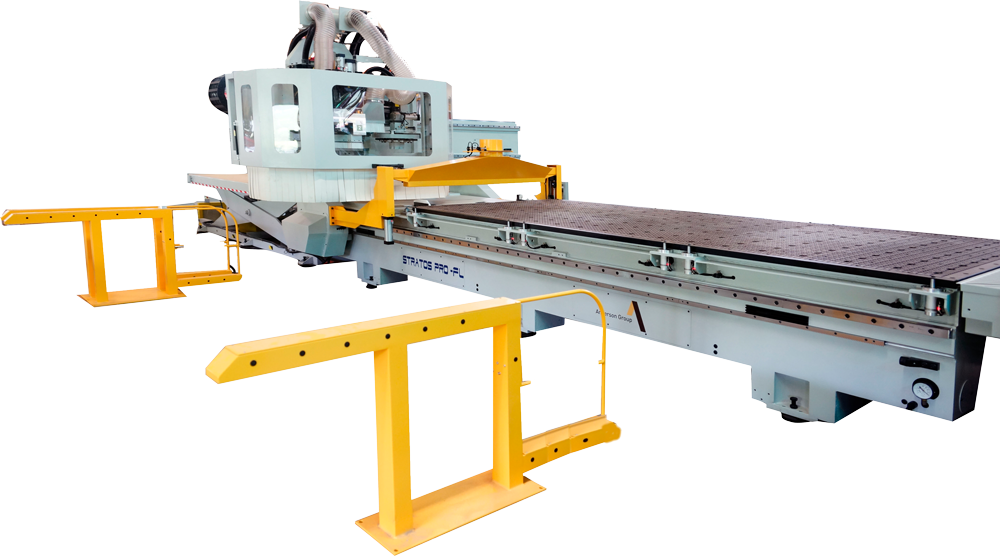 Anderson America Industrial Cnc Routers