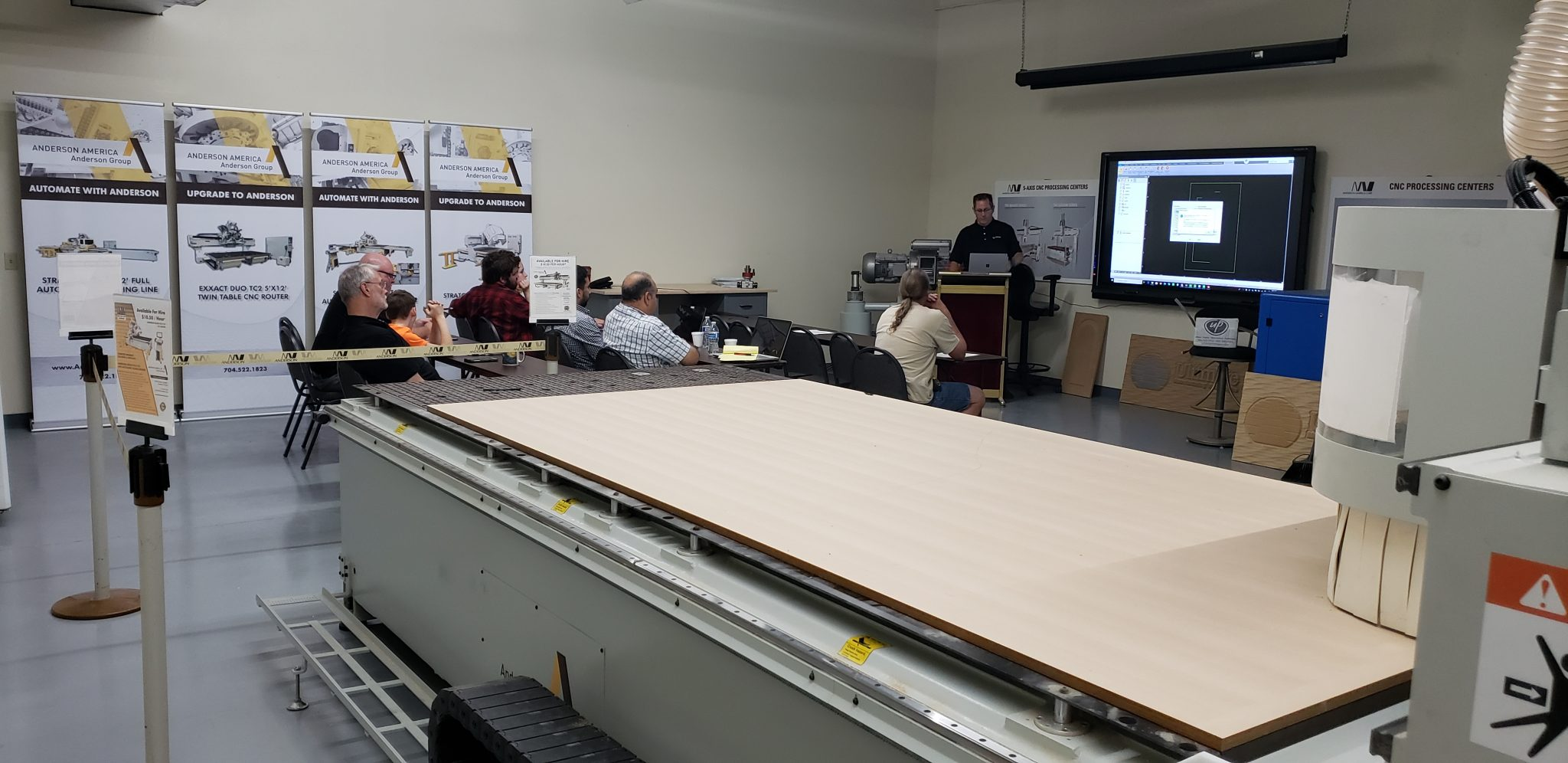 Ultimate Manufacturing Technologies and Alphacam host our